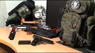 тюнинг ТТ. Модернизация пистолета ТТ