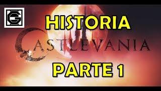Historia de Castlevania (Parte 1)