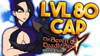 LEVEL 80 CAP COMING TO GLOBAL TOMORROW!! NEW BANNER OR NOT?! | Seven Deadly Sins: Grand Cross
