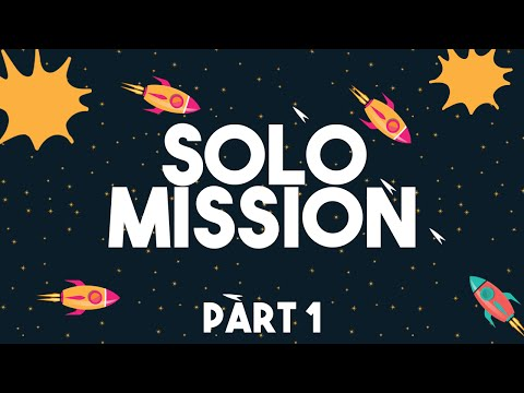 Part 1 - Solo Mission (Space Invaders) - Make A Full iPhone Game In Xcode
