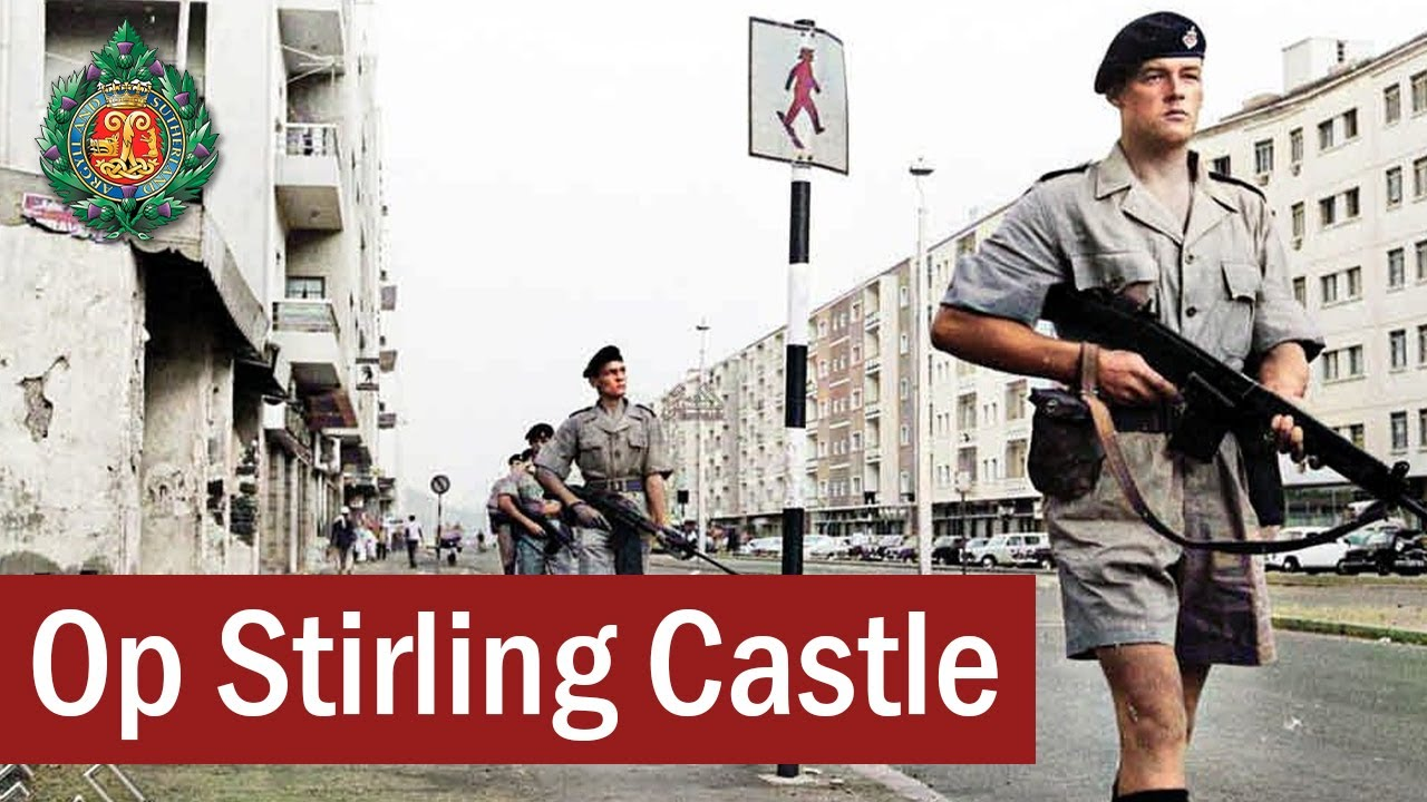 Operation Stirling Castle: The Battle for Crater District | July 1967