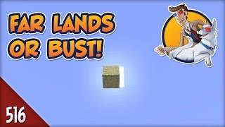 Minecraft Far Lands or Bust - #516 - Granular Eclipse