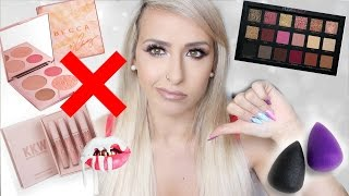 ANTI HAUL #1 - Makeup I Will NOT Be Buying! | DramaticMAC