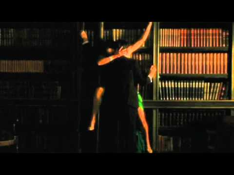 Atonement - Library Scene - Narration of the Love Scene of Robbie and Cecilia