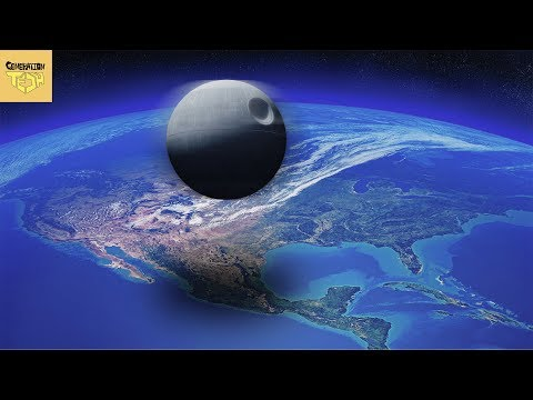 Death Star Versus Earth | How Humanity Would React
