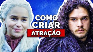 Porque Daenerys Ama o Jon Snow - Game of Thrones