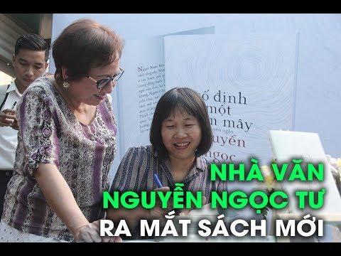 """Nghe nhà văn Nguyễn Ngọc Tư  bật mí về """"Cố định một đám mây"""""""