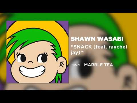 Shawn Wasabi - SNACK (feat. raychel jay) [Official Audio]