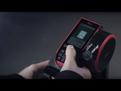 Leica DISTO™ S910 – 3D measuring revolution from YouTube · Duration:  1 minutes 44 seconds