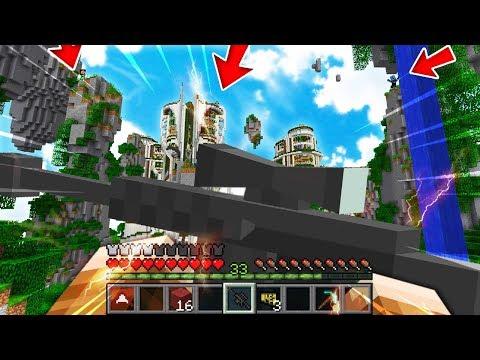 UNA NUOVA MAPPA NEL FUTURO!!! - Minecraft ITA - FORTCRAFT w/ Tearless Tech Tano