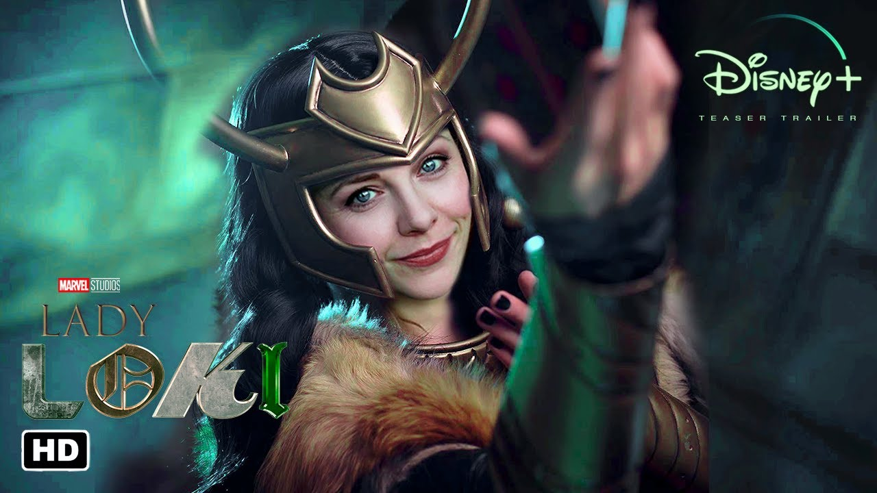 LADY LOKI Trailer #1 HD | Disney+ Concept | Tom Hiddleston, Sophia Di Martino