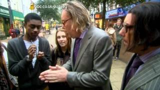 Vic and Bob Make Street Magic with Dynamo - BBC Children in Need 2011