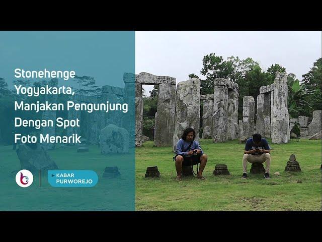 Stonehenge Yogyakarta, Manjakan Pengunjung Dengan Spot Foto Menarik