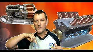 видео Подробно об электродвигателе