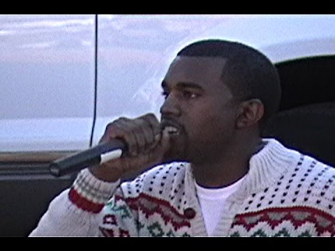 Kanye West @ Santa Monica High School UNSEEN CONCERT 2005
