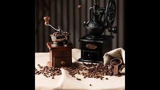 가정용 수동 커피 원두 분쇄기 홈카페 레트로 핸드밀