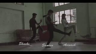 Zingaat Hindi |Dhadak |Dance Choreography | Ishaan & Janhvi | Ajay-Atul | Amitabh Bhattacharya