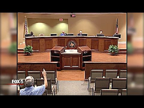 I-Team: Henry County Commissioners Embarrassed About Lobbyist Hiring Vote