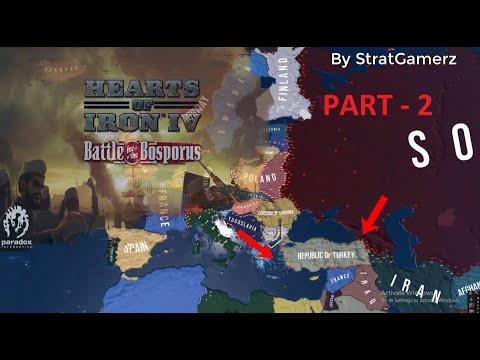 HOI4 || Battle For The Bosporus || Timelapse || Part-2 |