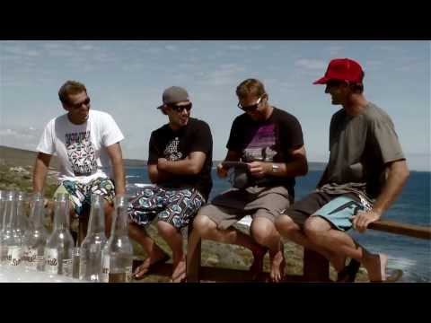BWSurf's The Filthy West - Kitesurfing With Ben Wilson, Ian Alldredge In Western Australia