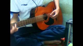 Bờm ơi Guitar cover - Đình Văn