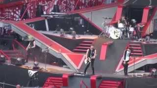 5sos she looks so perfect live at stade de france 06 20 14