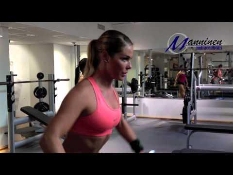 Elina Tervo Chest, Back & Shoulder Workout
