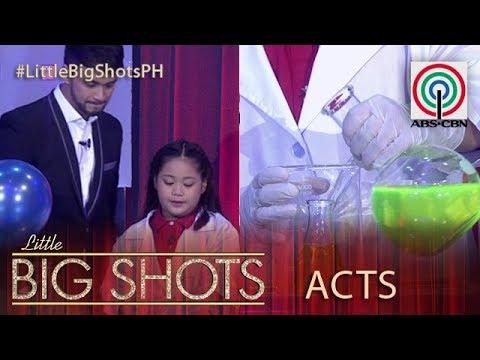 Little Big Shots Philippines: Adi | 7-year-old Scientist streaming vf