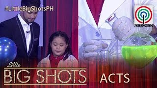 Little Big Shots Philippines: Adi | 7-year-old Scientist