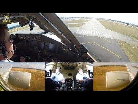 Chris' FANTASTIC SOFT Boeing 777F Landing: Aerologic (Lufthansa / DHL) in Leipzig!!! [AirClips]