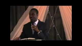 Rev Dr  David Sola Amosun (OPENING MINISTRATION)