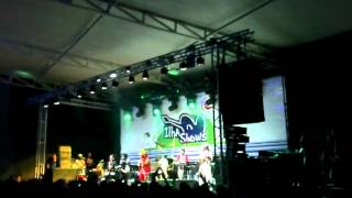 The Abyssinians - The Good Lord ( Festival de Reggae em Vitoria)
