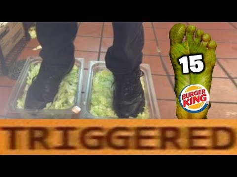 """Burger King Foot Lettuce"" MEME COMPILATION (Number 15)"