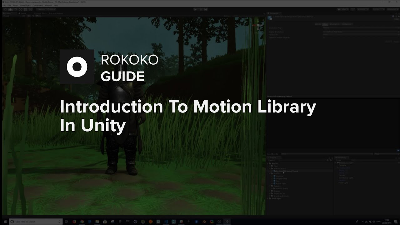 Access the world's largest marketplace of motion assets – Unity Blog