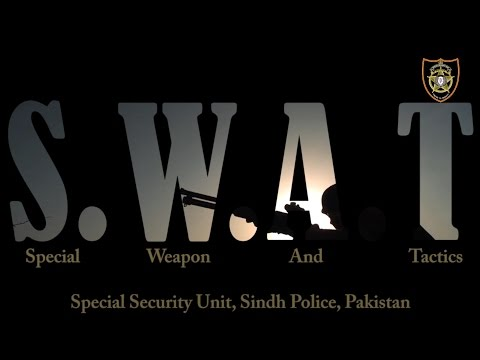 DJ KANTIK - SSU SINDH POLICE (S.W.A.T) DOCUMENTARY MUSIC