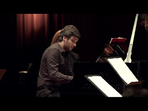 Piano semi-final 2018 | Théo Fouchenneret, 24 years old, France