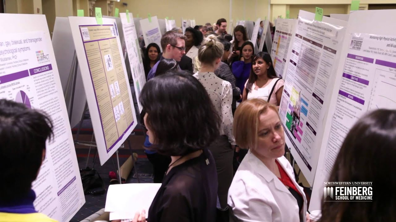 What is the Value of Research Day at Northwestern University Feinberg  School of Medicine?