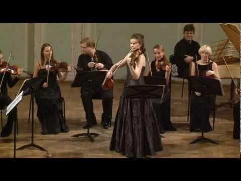 Haydn - Adagio, Maria Lazareva violin