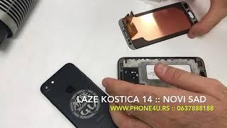 Zamena ekrana na Samsung Galaxy J5 2017 J530 :: LCD replacement Galaxy J5 2017