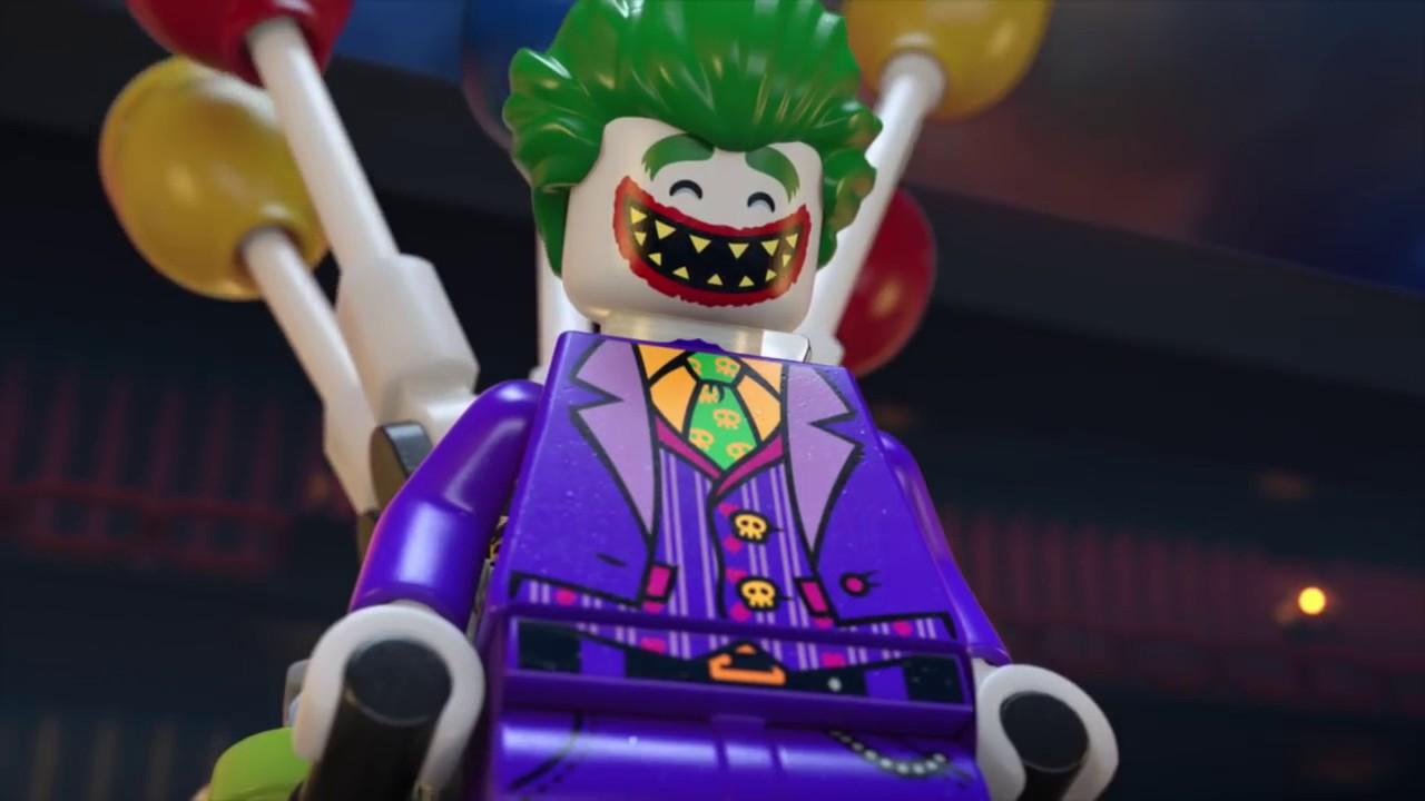 Наборы LEGO Batman Movie 2017 Лоурайдер Джокера или Бэтмобиль Лего .