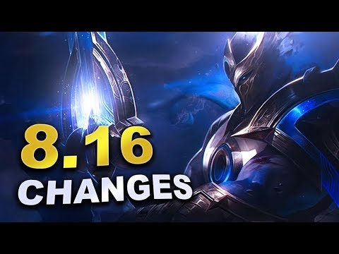 Massive new changes coming soon in Patch 8.16 (League of Legends) thumbnail