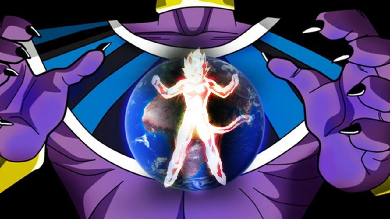Super Saiyajin Gott