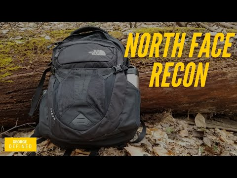 0fae82111 North Face Recon King of Urban EDC! 2017 vs 2018 Recon The Best  Everyday/Daily Carry Bag Update
