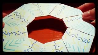 Как сделать оригами- звездочку ниндзя из бумаги