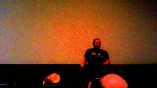 Kane Hodder Q&A - NCG Cinemas - Lansing, MI - October 2nd, 2011