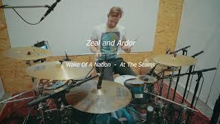 "Zeal & Ardor  -  ""At the Seams"" (Studio drum cam)"