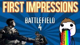 Battlefield 4 First Impressions - BF4 Live Gameplay - Zavod 311