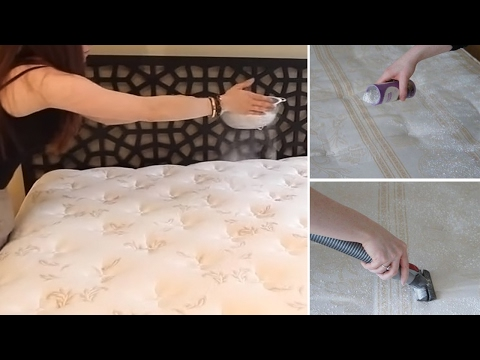 She Sprinkles Baking Soda All Over The Bed...The Reason Will Amaze You!