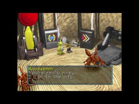 Digimon World (Part 17 - The Lake Guardian And Beetle Land)