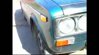 ВАЗ 2106 . Замена фартуха . Кузовной ремонт.